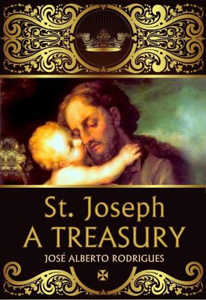 ST. JOSEPH: A TREASURY - New Book -