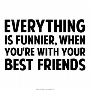 Best Friend Quotes Black And White Girly-girl-graphics friend