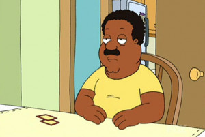 Cleveland – The Cleveland Show, Family Guy