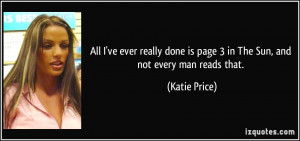 More Katie Price Quotes
