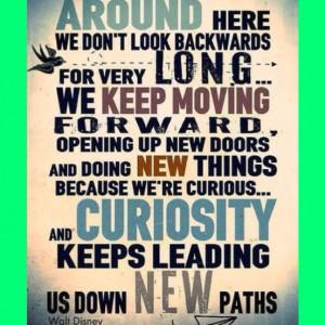 Love Walt Disney vision!