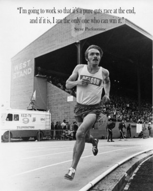 Steve Prefontaine Wallpaper