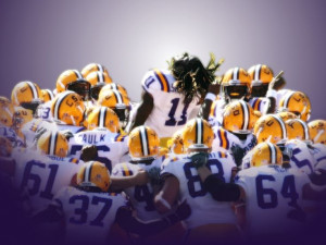 Lsu Football Quotes...