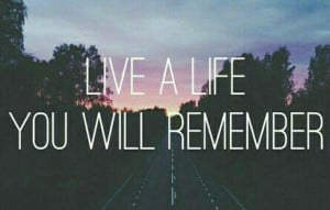 You Will Remember - The Daily Quotes