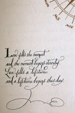 love_fills_the_moment_quote_quote