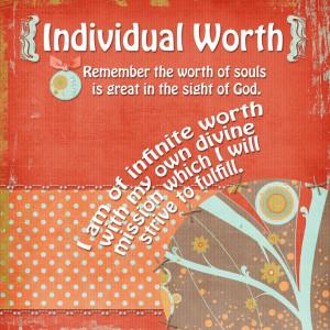 individual worth - Google Search