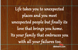 ... unexpected quotes quotes on unexpected events thoreau back offered