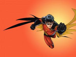 Tim Drake as Robin Image