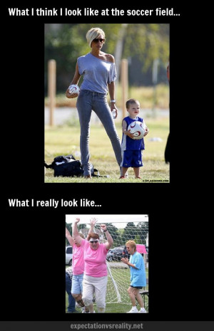 quotes about soccer moms