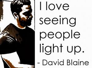 love seeing people light up