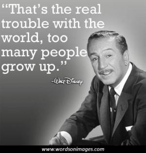 Walt disney famous quotes