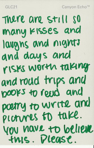 life text depression quotes words pictures green kiss books sweet hope ...