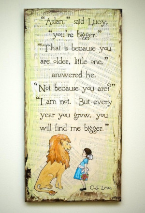 Baby girl quotes for pictures lucy and the lion blog chocolate ...