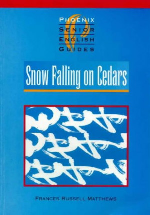 Snow falling on cedars essay
