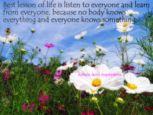 life lesson quotes life quotes learning quotes inspirational quotes ...