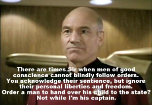 Best of Captain Picard Quotes | RBDreams