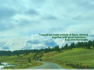 Augusten Burroughs motivational inspirational love life quotes ...