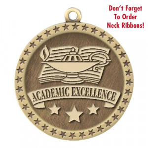 Home > Academic Excellence Gold Academic Medallion