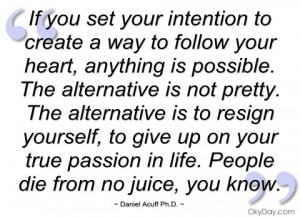 this quote is very powerful, it is missing one simple ingredient ...