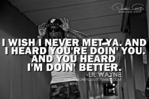 Most popular tags for this image include: lil wayne, tunechi, girl ...