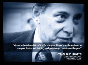Quotes From the Mob