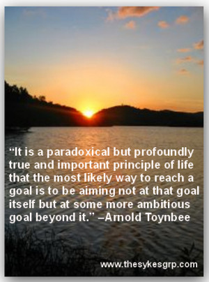 Learn how to create powerful goals at http://www.thesykesgrp.com ...