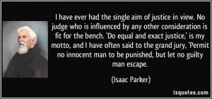 More Isaac Parker Quotes