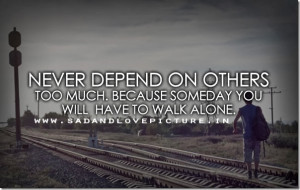 Depend On Others