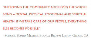 ... Prevention Champions: Making the Case to Local Elected Officials