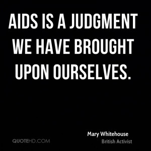 Mary Whitehouse Quotes