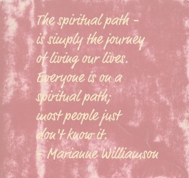-spiritual-path-is-simply-the-journey-quote-in-blur-card-great-quote ...