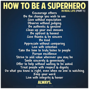 how to be a superhero in real life part 2 how to be a superhero in ...