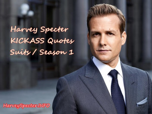Harvey Specter Quotes Wallpapersuits Bad Faith Episode Quotes Trailer ...