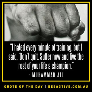 Motivation #Fitness #quotes #Quitting