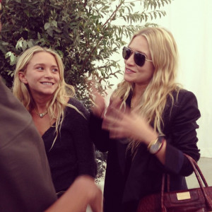mary kate and ashley olsen quotes