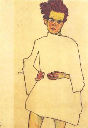 Egon Schiele: The Expressive Line