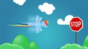 Rainbow Dash Funny Quotes