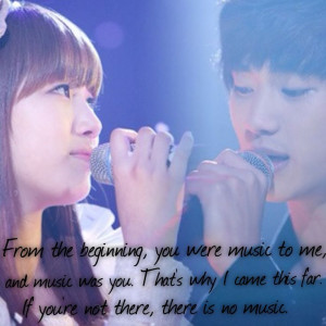 Dream High kdrama Korean drama quote
