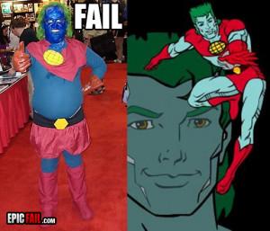 captain planet fail
