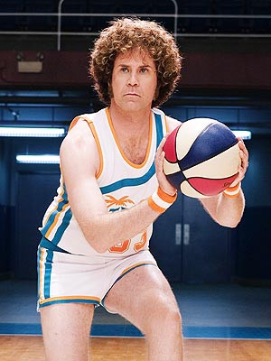 Will Ferrell, Semi-Pro | SEMI-PRO (2008) With Will Ferrell donning the ...