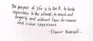 eleanor roosevelt quote - Google Search