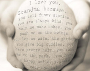 Cute Quotes For Grandma On Mothers Day ~ Quotes About Grandmas ...