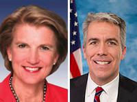 ... . Shelley Moore Capito and Joe Walsh Cosponsor Chairman Smith's Bill