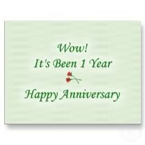 Happy 1 Year Anniversary Love Quotes ~ Happy Anniversary Quotes ...