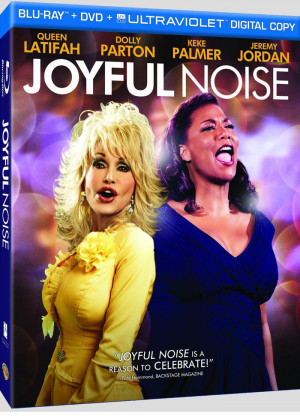 Joyful Noise Dvd Cover Artwork