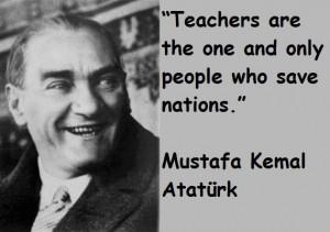 Mustafa kemal ataturk famous quotes 8