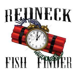 ÃÂ Redneck Fish Finder Funny T-Shirt & Tank Tops All Sizes & Colors ...