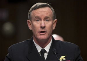 McRaven: Cuts Are Hurting Military