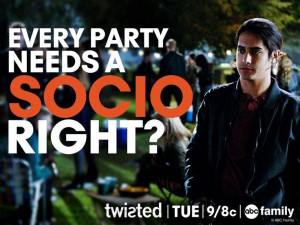 Twisted ABC Family | Season 1, Episode 7 We Need to Talk About Danny ...