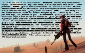 TF2 Quotes Wallpaper by Clockwork000